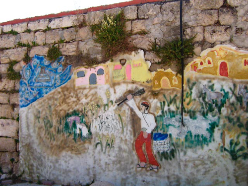 Jewish presence in the buffer zone
